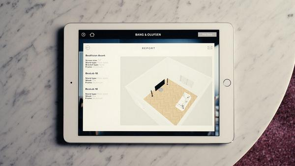 beohome design la nueva app de bang  olufsen