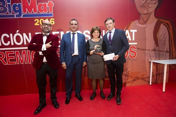 bigmat entrega sus premios solidarios 2016