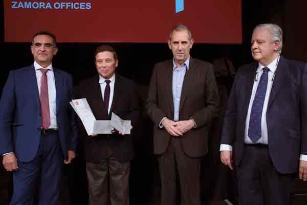 bigmat entrega los premios arquitectura internacional bigmat 2015
