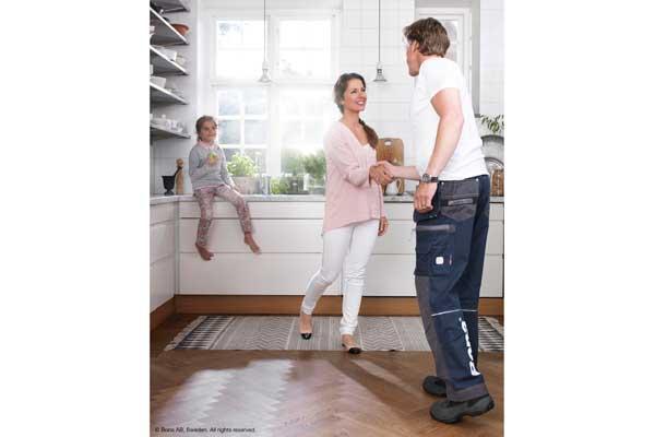 bona cuenta con el profesional adecuado para restaurar el suelo de madera