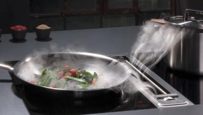 Bora llega a espa a for Ruido extractor cocina