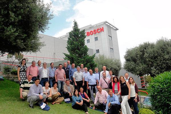 Bosch herramientas el ctricas presenta sus novedades en for Bricolaje y jardin
