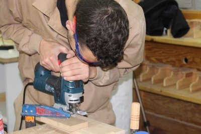 bosch patrocina el ix concurso de estudiantes de ciclos formativos de madera y mueble