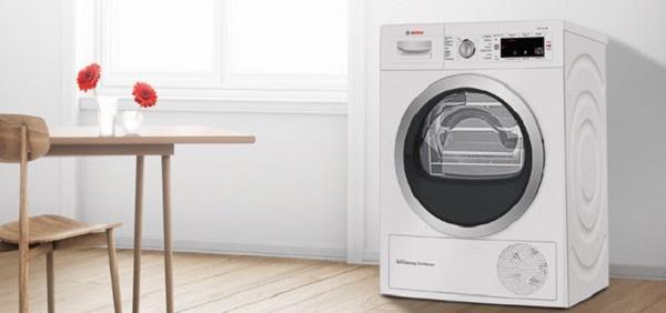 bosch presenta sus secadoras con bomba de calor