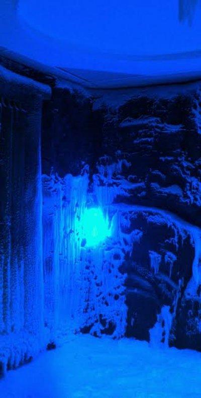 cabinas de nieve el equipamiento de fro para las zonas wellness