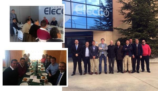 cadena elecco celebra su asamblea nacional de gerentes de plataforma