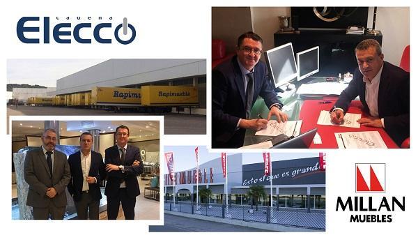 cadena elecco incorpora como asociado a grupo millan