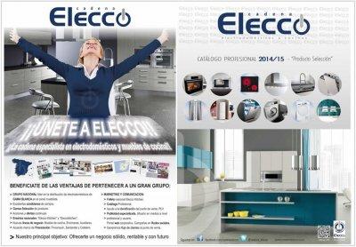 cadena elecco lanza su catlogo profesional 201415