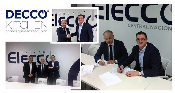 cadena eleccodeccokitchen firma un acuerdo con nobilia