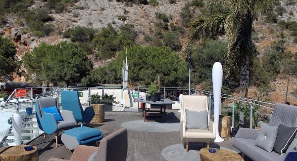carmen barasona disea la terraza lounge vip en starlite marbella 2016