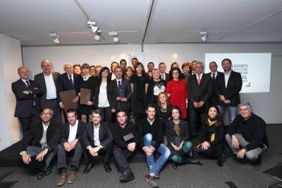 ceremonia de entrega de los premios palmars architecture aluminium 2013