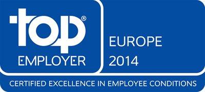 certificacin como top employer europe 2014 para bsh electrodomsticos espaa