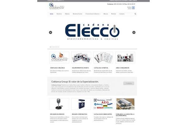coblanca group renueva su web corporativa