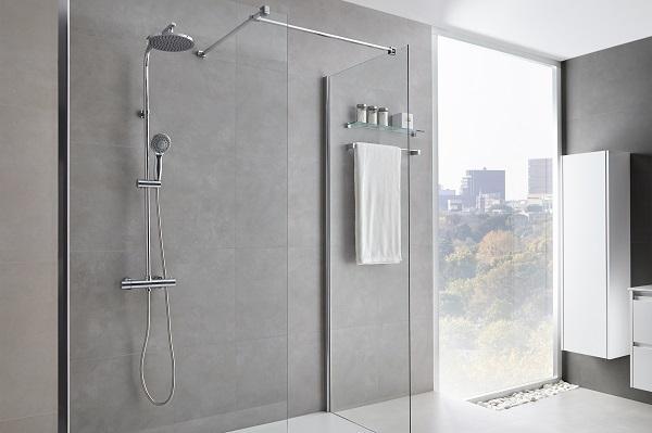 Columnas de ducha de Gala, calidad y estilo en el baño