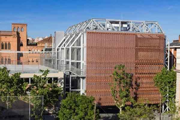 conferencia del arquitecto felipe pichaguilera en la ctedra cermica de valencia