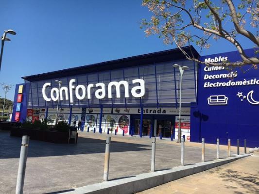 conforama inaugura su cuarta tienda en catalunya