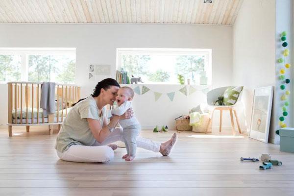 consejos para cuidar los suelos de madera con bona