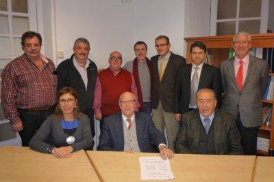 constituidos los consejos territoriales de catalua y madrid de la fundacin laboral de la madera y el mueble