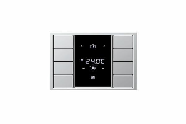 controlador de estancia f 50 para knx de jung