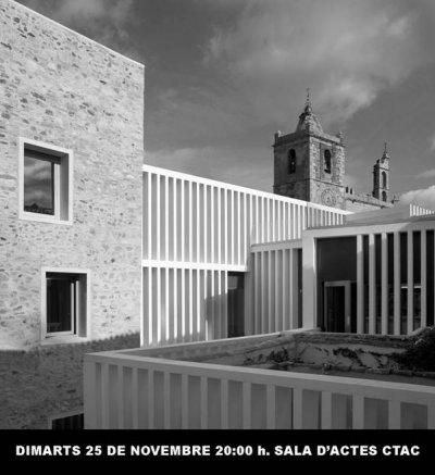 el ctac acoge una conferencia de emilio tun presidente del jurado de los premios cermica de arquitectura