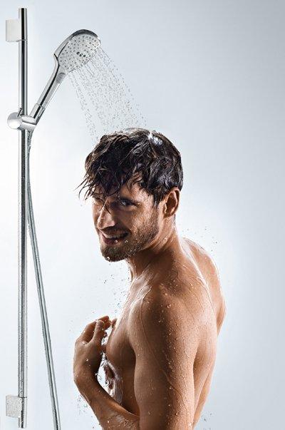 se cumplen 60 aos de la primera barra de ducha