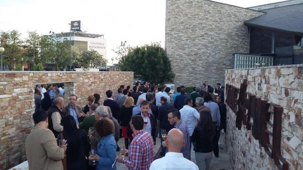 cupastone inaugura el showroom exterior de piedra natural ms importante de madrid