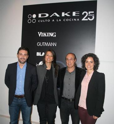 dake celebra su 25 aniversario