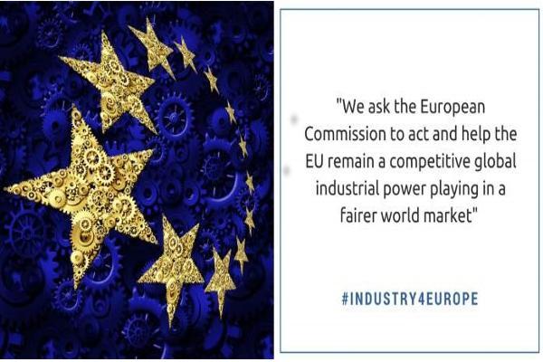 declaracion conjunta por una estrategia industrial europea