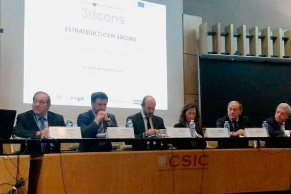 el director general de saintgobain placo subraya la importancia que tendr la impresin 3d en el la construccin
