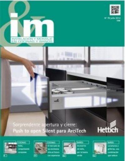 ya est disponible el nmero 78 de la revista im cocinas y baos