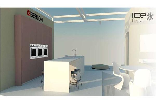 dupont corian acude a espacio cocinasici 2017 junto a ice design
