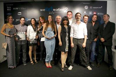 la 2 edicin de los premios we art water film festival ya tiene ganadores