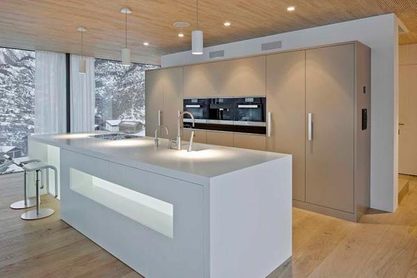eficiencia y vistas la unin perfecta para una casa en suiza
