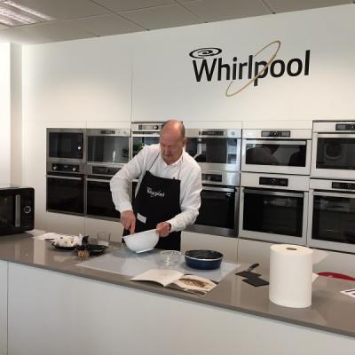 los empleados de whirlpool protagonistas de nuevas recetas de cocina
