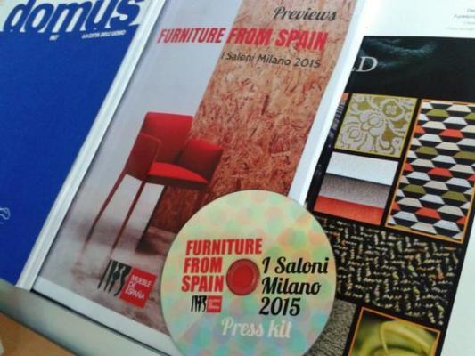las empresas espaolas del mueble satisfechas de su paso por i saloni milano 2015