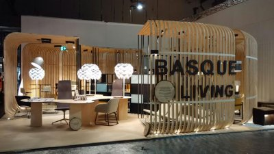 las empresas de euskadi se presentan de forma conjunta en miln bajo la marca basque living