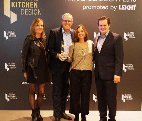enedos logra el global kitchen design leicht kchen ag