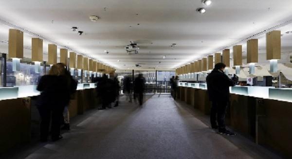 la escuela de arquitectura de granada acoge la exposicin barcelona ceramics