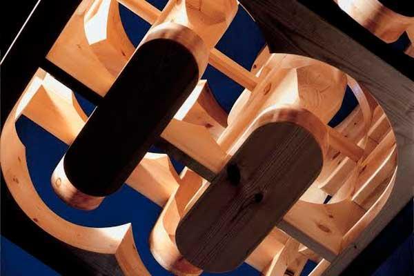las esculturas concebidas en el espacio del artista ramon vinyes en el roca barcelona gallery