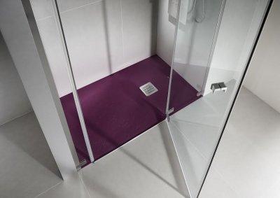 espacio de ducha personalizado terran xl de roca