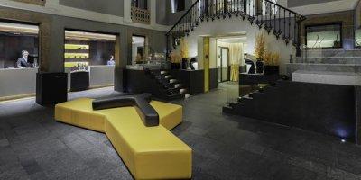 el estndar knx de jung en el nuevo hotel h10 urquinaona plaza de barcelona