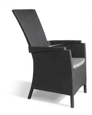 explora el lado cmodo de la vida con la silla vermont de keter