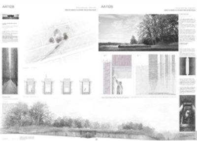 exposicin de proyectos del viii concurso del aula cermica hispalyt en fachadas cermicas