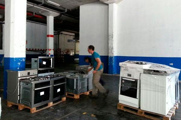 fagor dona sus electrodomsticos al proyecto solidario zaporeak