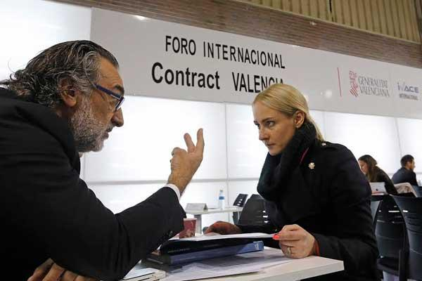 feria valencia cita en febrero a prescriptores internacionales en el iv foro contract