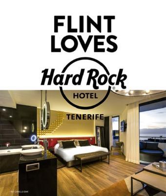 flint floor equipa el hotel hard rock de tenerife