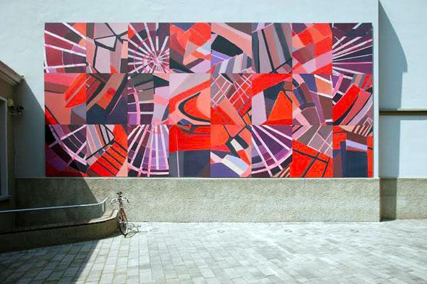 formica colabora en miln con el estudio de matteo fantoni y la artista luciana levinton
