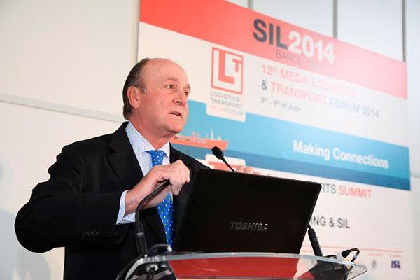 el forum meditrraneo de logstica y transporte del sil reunir a los lderes empresariales del sector