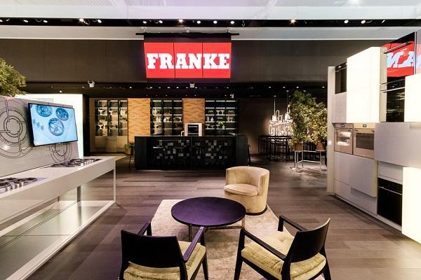 franke presente en eurocucina 2016