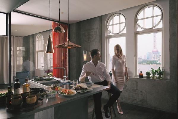 franke realizar un showcooking en espacio cocina sici